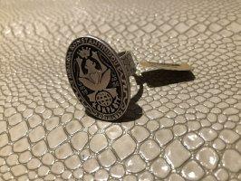 Konplott Statement ring zilver
