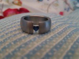 Vom Juwelier  zilver-blauw