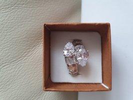 -8- Venice Srebrny pierścionek srebrny
