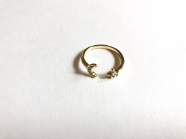 Gold Ring gold-colored-silver-colored