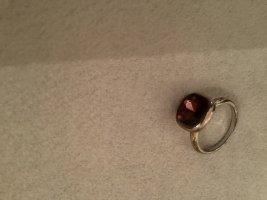 Gouden ring goud-bruin