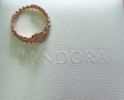Pandora Statement Ring rose-gold-coloured
