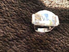 Ring Silber Stein