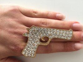Anello di fidanzamento oro Metallo