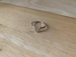 Thomas Sabo Srebrny pierścionek srebrny