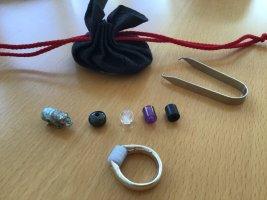 Ring TIPIT 925  hat Elemente zum Wechseln   selten!