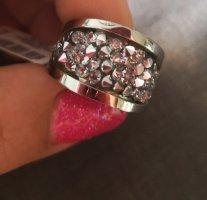 Ring von S. Oliver mit Swarovski Kristallen Gr. 58