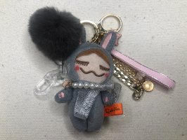 Key Chain multicolored