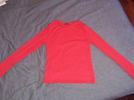 Ripp-Pullover mit Details