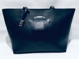 Roberto Cavalli Class Shopper schwarzes Leder - ungetragen