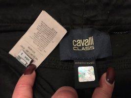Roberto Cavalli Jeans a sigaretta nero