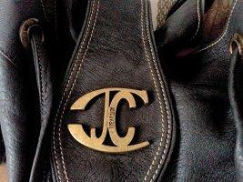 Roberto Cavalli Shopper multicolored leather