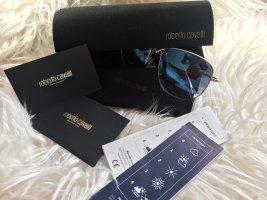 Roberto Cavalli Gafas de piloto color plata