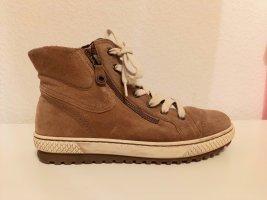 Gabor Winter boots lichtbruin