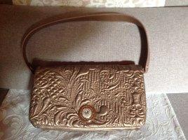 Roccobarocco Tasche in Bronze neu