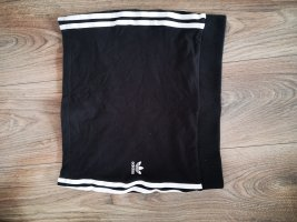 Adidas Spódnica ze stretchu biały-czarny