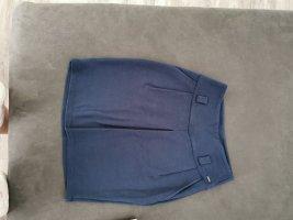 Tom Tailor Linen Skirt blue