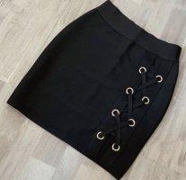 Giorgia Asymmetry Skirt black