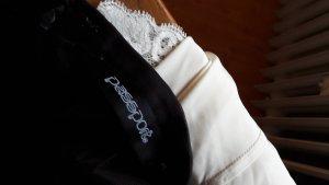 Spódnica maxi brązowy Bawełna