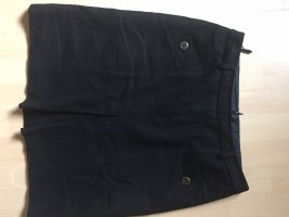 s.Oliver Selection Wollen rok zwart