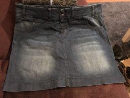 bpc Gonna di jeans grigio ardesia
