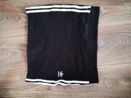 Adidas Stretch rok wit-zwart