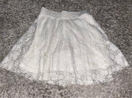 Hollister Stretch Skirt white