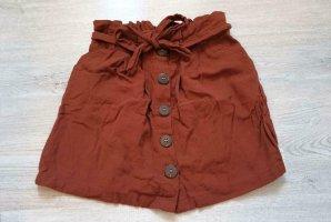 Coluseum Miniskirt light brown-brown