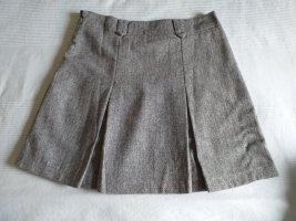 Blue Motion Jupe en tweed gris clair-gris