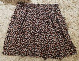 C&A Skaterska spódnica czarny-różowy