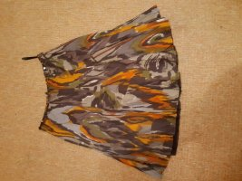 Heine Miniskirt multicolored