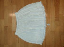 Clockhouse Skater Skirt white