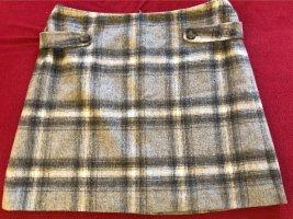 Opus Tweedowa spódnica szary