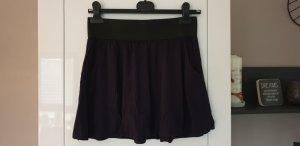 Review Miniskirt black-dark blue