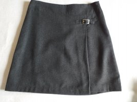 Blue Motion Jupe en tweed gris foncé-gris anthracite