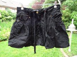 Forecast Balloon Skirt black
