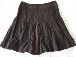 Crash Skirt dark brown
