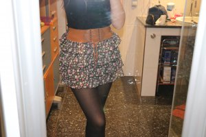 Broomstick Skirt multicolored