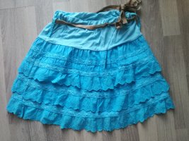 keine Lace Skirt multicolored