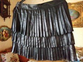 DKNY Falda a cuadros negro