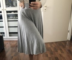 Pleated Skirt light grey