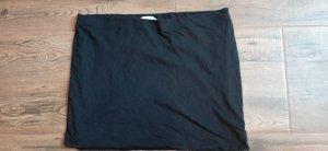 no name Mini-jupe noir tissu mixte