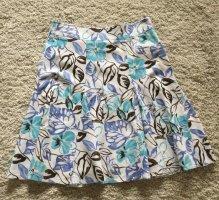 Bexleys Falda de lino multicolor Lino