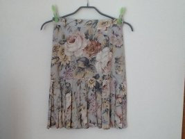 Bernd Berger Plaid Skirt multicolored viscose