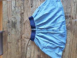 rock in jeans mit strechanteil