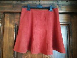 Amisu Miniskirt russet