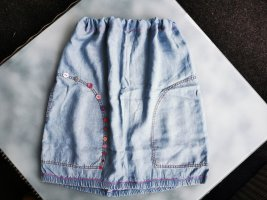 Denny Rose High Waist Skirt cornflower blue