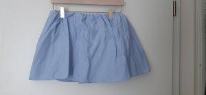 Zara Jupes-culottes bleu azur