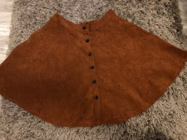 Amazone High Waist Skirt brown