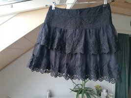 Promod Broomstick Skirt black